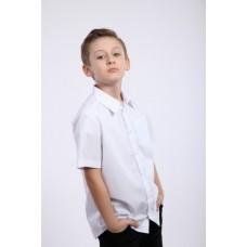 Рубашка классическая короткий рукав РКР-1
