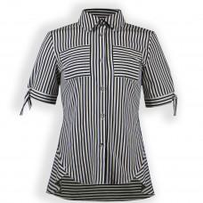 Блуза для дівчинки DaNa-kids смужка (Арт. БЗК-100год)