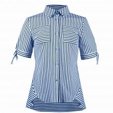 Блуза для дівчинки DaNa-kids синя (Арт. БЗК-100с)