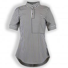 Блуза для дівчинки DaNa-kids смужка (Арт. БЗК-98ч)
