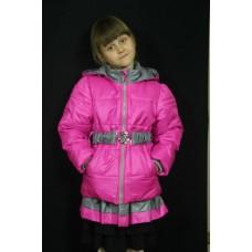 Куртка для дівчинки DaNa-kids (Арт. 52040)