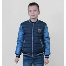"""Бомбер для хлопчика DaNa-kids """"ОK"""" (Арт.52065)"""