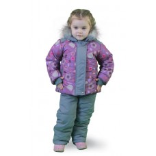 """Комплект DaNa-kids """"Alice"""" куртка + напівкомбінезон (арт.55023)"""