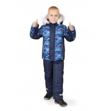 """Зимовий комплект для хлопчика DaNa-kids """"Track"""" (Арт.55029)"""