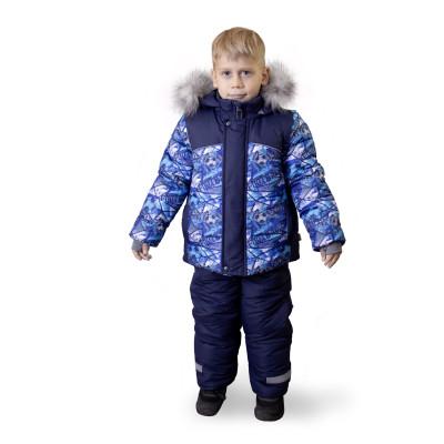 "Зимовий комплект для хлопчика DaNa-kids ""Bambino"" (Арт.55027)"