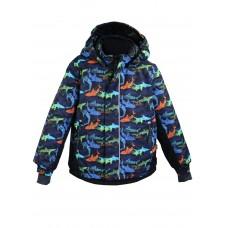 """Куртка для хлопчика зимова DaNa-kids В.ТЕХ """"АКУЛА"""" (9520100119)"""