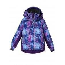 """Куртка для дівчинки зимова DaNa-kids В.ТЕХ """"Сніжинка"""" (арт. 9520100319)"""