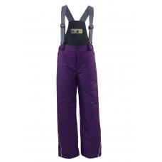 Теплий напівкомбінезон DaNa-kids B.TEX фіолетовий (950-02003-21)