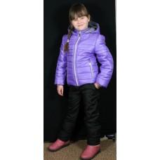 Куртка для дівчинки DaNa-kids (Арт. 52047)