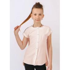 Блуза для дівчинки DaNa-kids персик (Арт. БЗ-85п)
